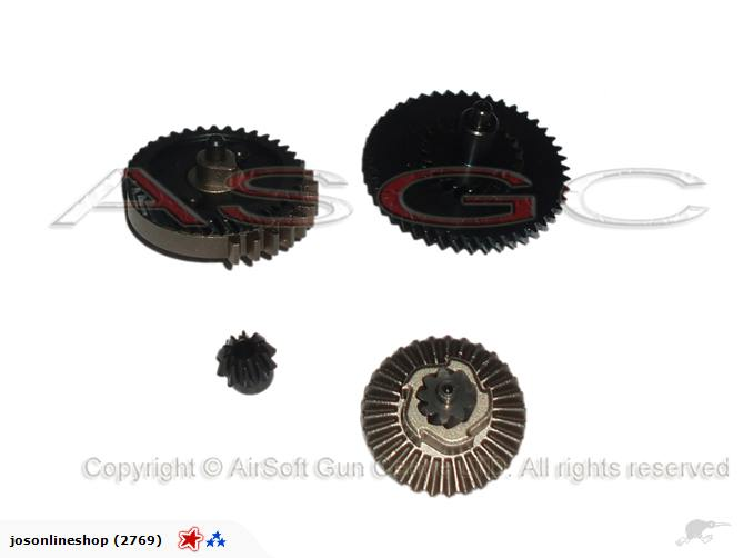 SRC Hyper Torque Gear Set & Motor pinion gear