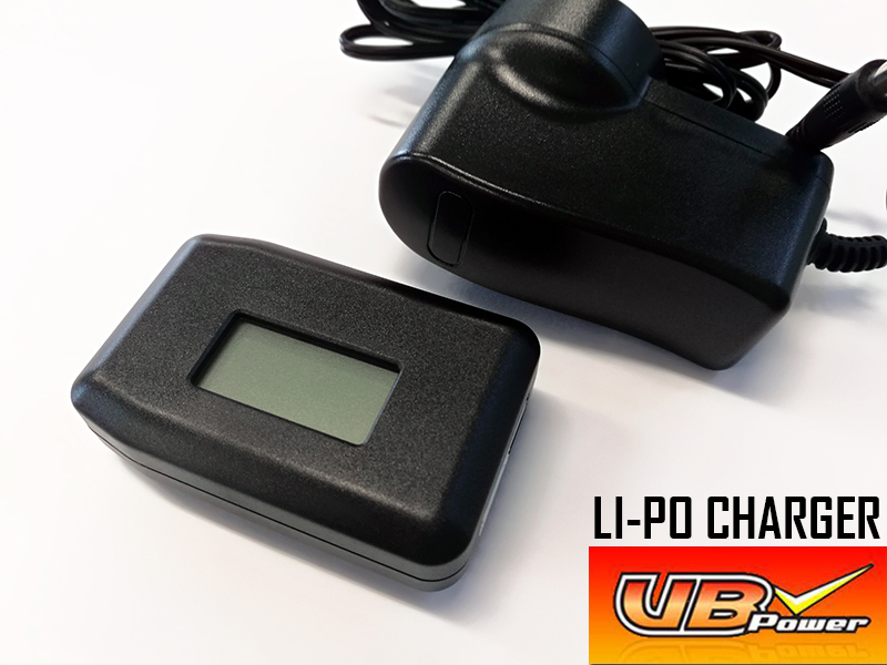 VB Power Li-Po 7.4V / 11.1V Balance Charger with Digital Display