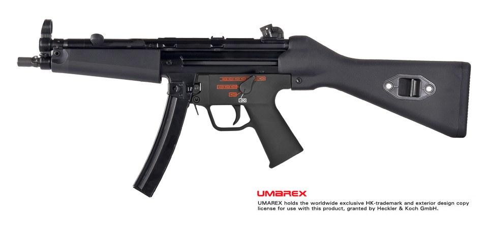 UMAREX (VFC) H&K MP5A4 AEG (Die-Casting Version)