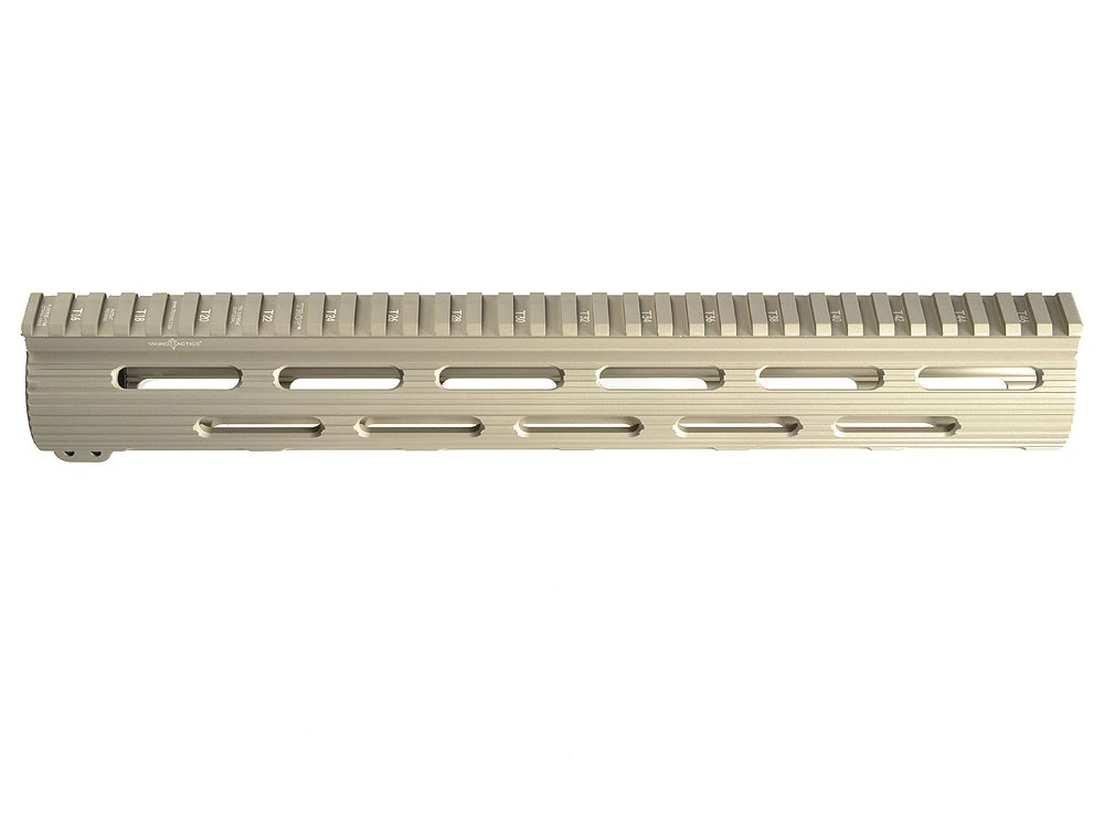"Viking Tactics VTAC Extreme BattleRail 13"" TAN"