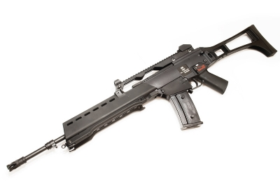 WE G36E / 999E Automatic Electric AEG Rifle