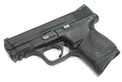 WE Small Bird / M&P Compact GBB Pistol - Dragon Scale, BK