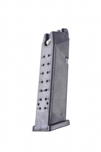 WE G17 / G18C 25rd Super Lightweight GBB Magazine - Black
