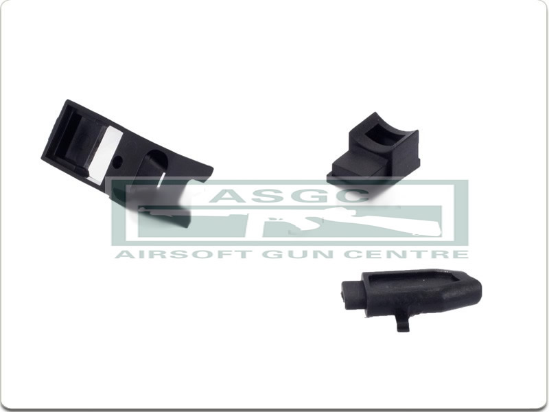 WE PDW Open Bolt Conversion Magazine Lip & Follower set