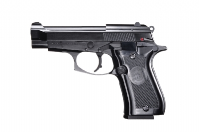 WE Beretta 84 / Cheetah (Mini M92) Full Metal GBB Pistol - Black
