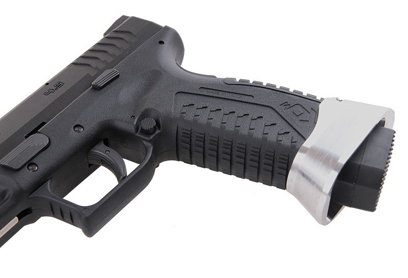 WE XDM Metal Slide GBB Pistol - IPSC Version, Black