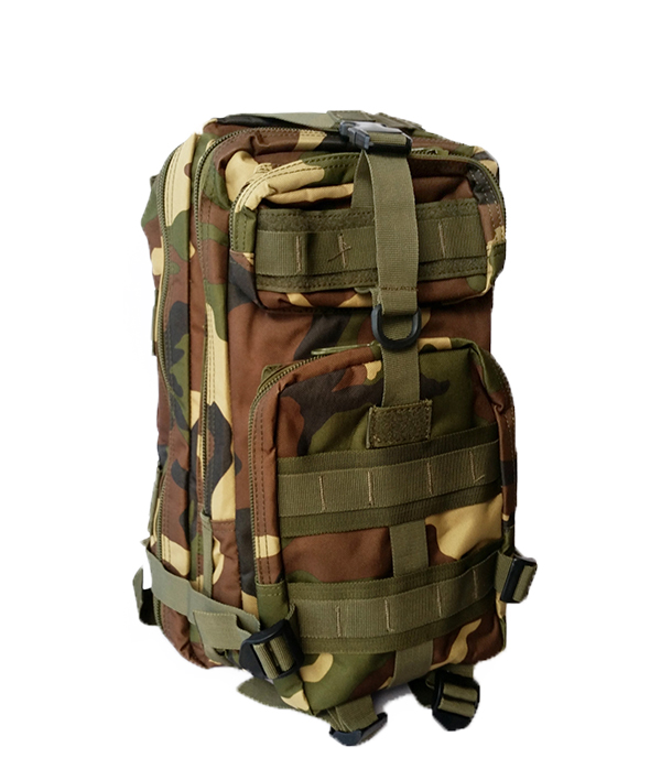 Wolf Force Tactical Medium Transport Back Pack - Woodland