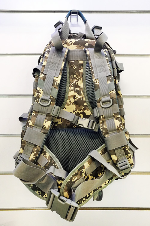 Wolf Force Tactical Gear Molle BackPack w/ Belt System - ACU