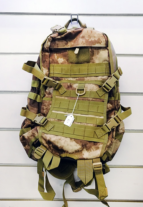 Wolf Force Tactical Gear Molle BackPack w/ Belt System - ATACS