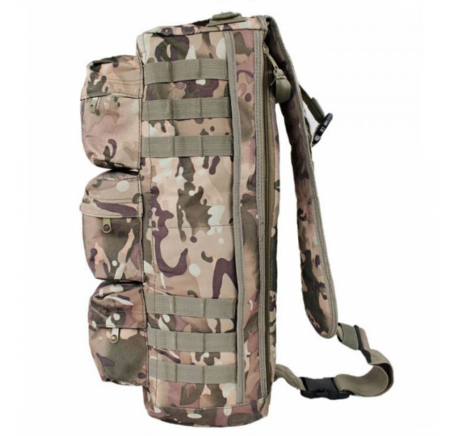 WOLF FORCE TRANSFORMERS MOLLE TACTICAL SHOULDER GO PACK BAG - CP