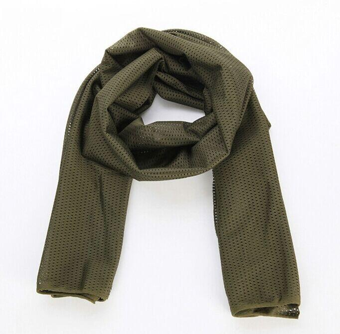 Wolf Force Tactical Multifunctional Scarf / Neck Wrap - OD
