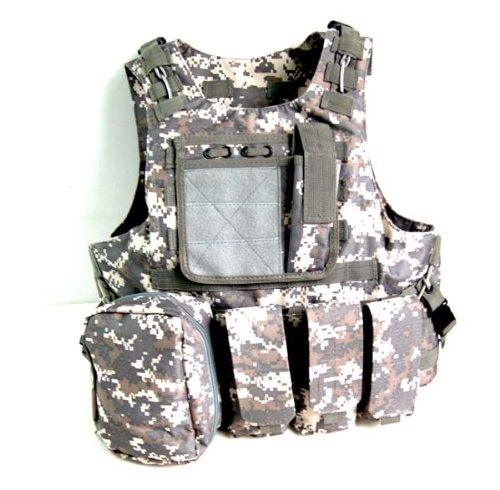 WOLF FORCE FSBE ASSAULT TACTICAL FIGHTING LOAD Carrier - ACU