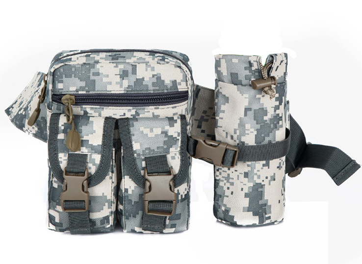 Wolf Force T&B Tactical Waist Pouch - ACU