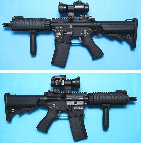 WA M4 Upgrade : Airsoft Gun Centre