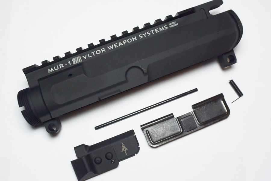 Angry Gun VLTOR MUR-1A CNC Upper Receiver Kit - WE M4 GBB