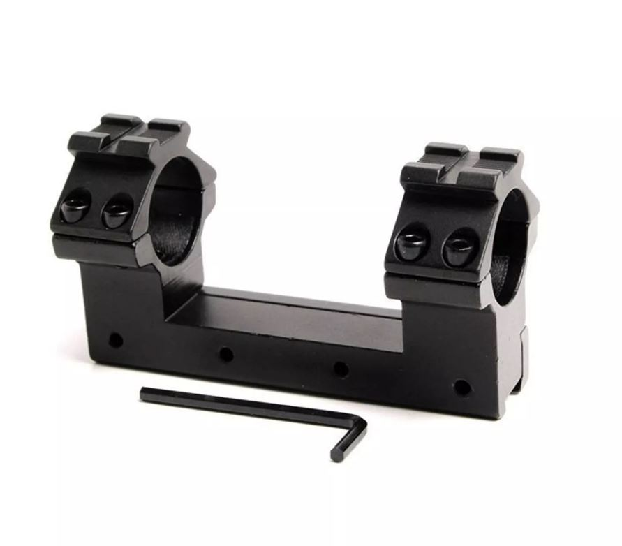 CM 25.4 GZ-3 Scope Mount with Rails for 11mm Rails