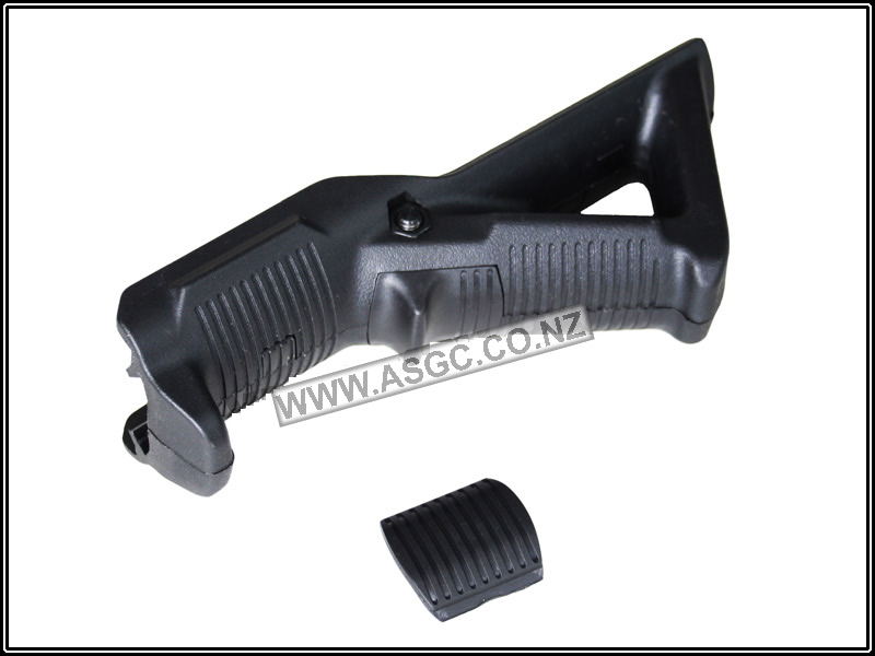 CM MP Style AFG-1 Angled Fore Grip - Black