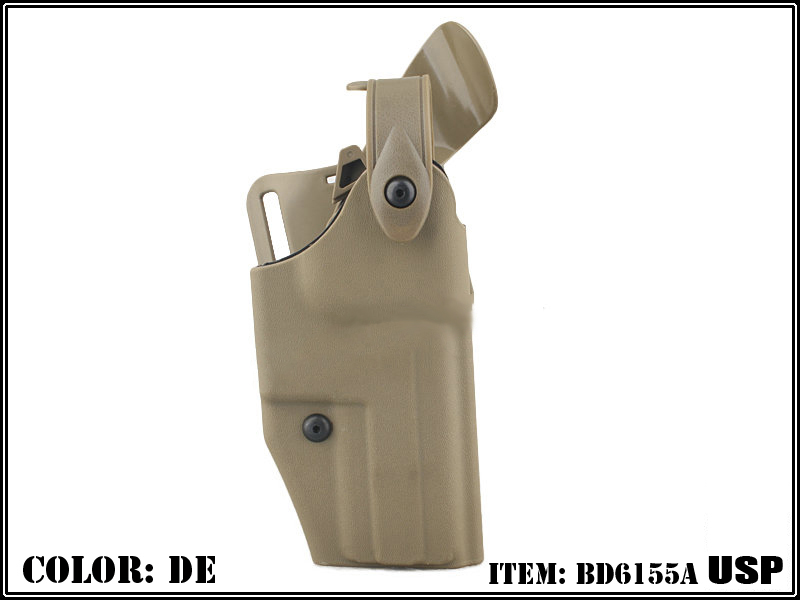 CM Safariland 6320 Holster Without Flashlight for USP - DE