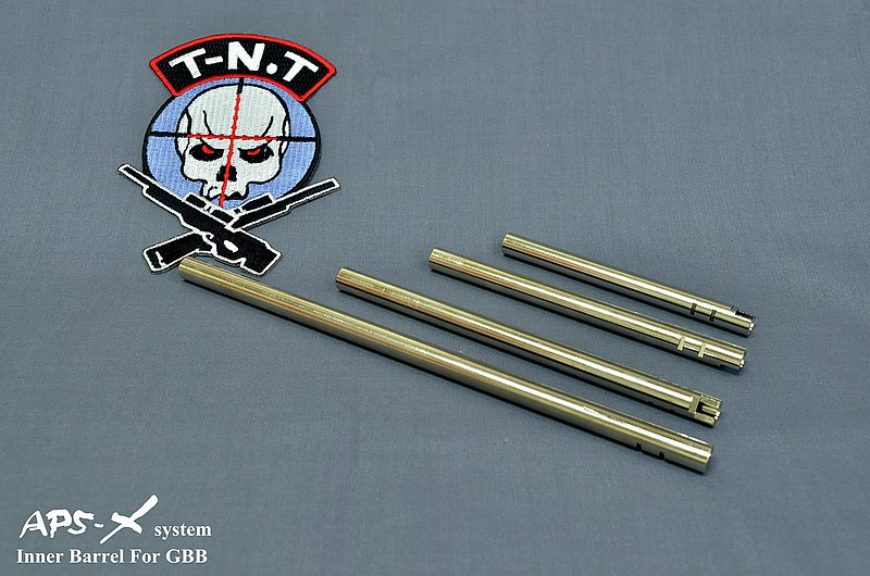 TNT APS-X Inner Barrels for WE