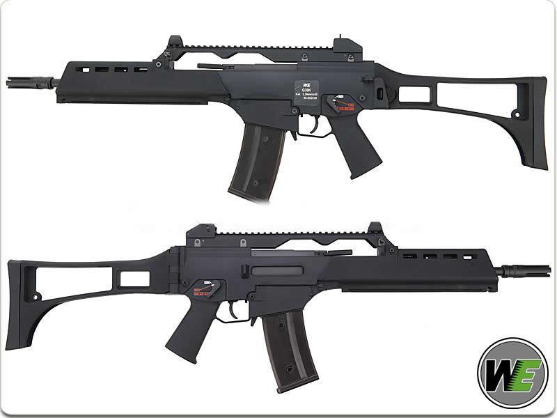 WE G36 Parts : Airsoft Gun Centre