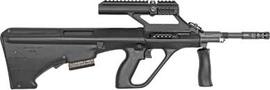 Bullpup Rifles Series