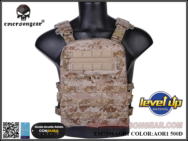 Emerson Gear CP Style Lightweight AVS Plate Carrier - AOR1