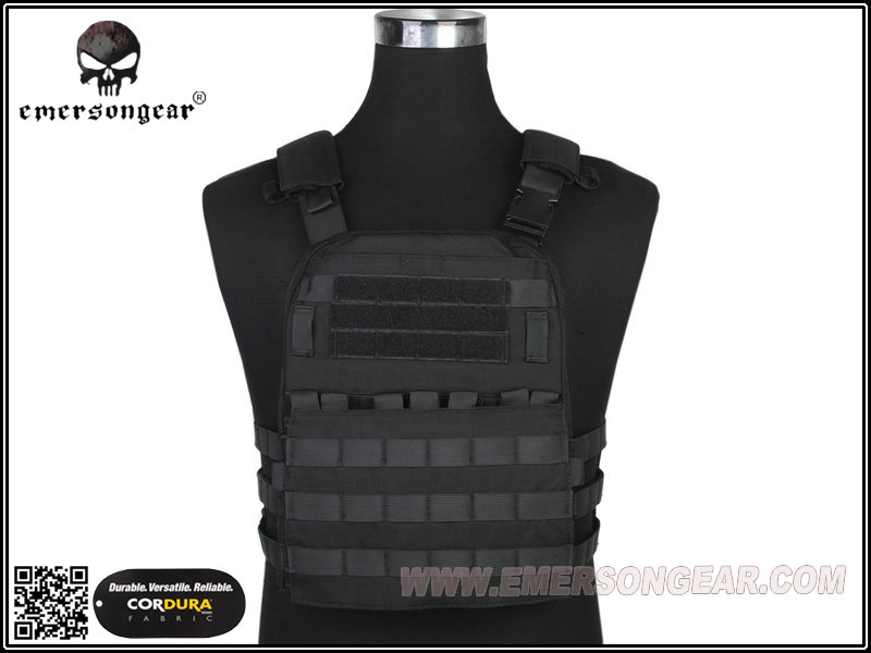 Emerson Gear CP Style Lightweight AVS Plate Carrier - BK