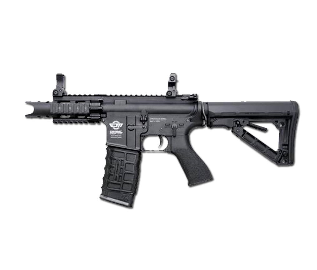 G&G Combat Machine FireHawk CQB Stubby M4 AEG Electric Rifle