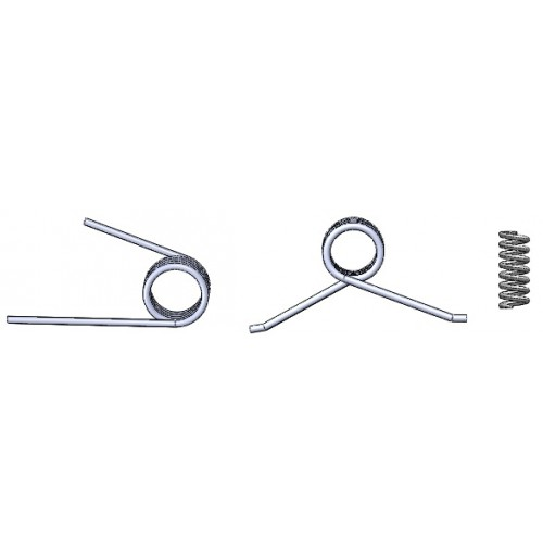 GHK GKM Part 12-2 Trigger Spring Set for GKM Series