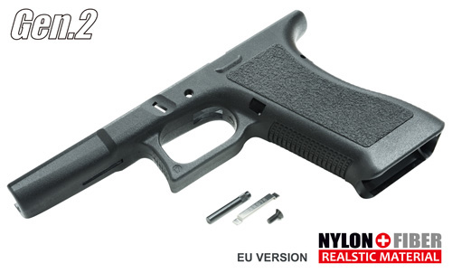 Guarder Gen 2 Original Frame for MARUI G17/22/34 - EU / Black