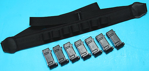 G&P CA870 Short Magazine (22rds) (Package)