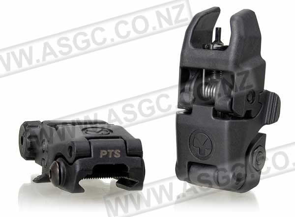 Iron Sights & Back Up Sights