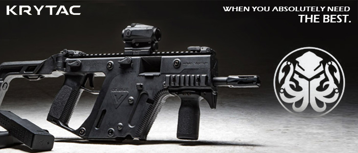 Krytac back in stock!