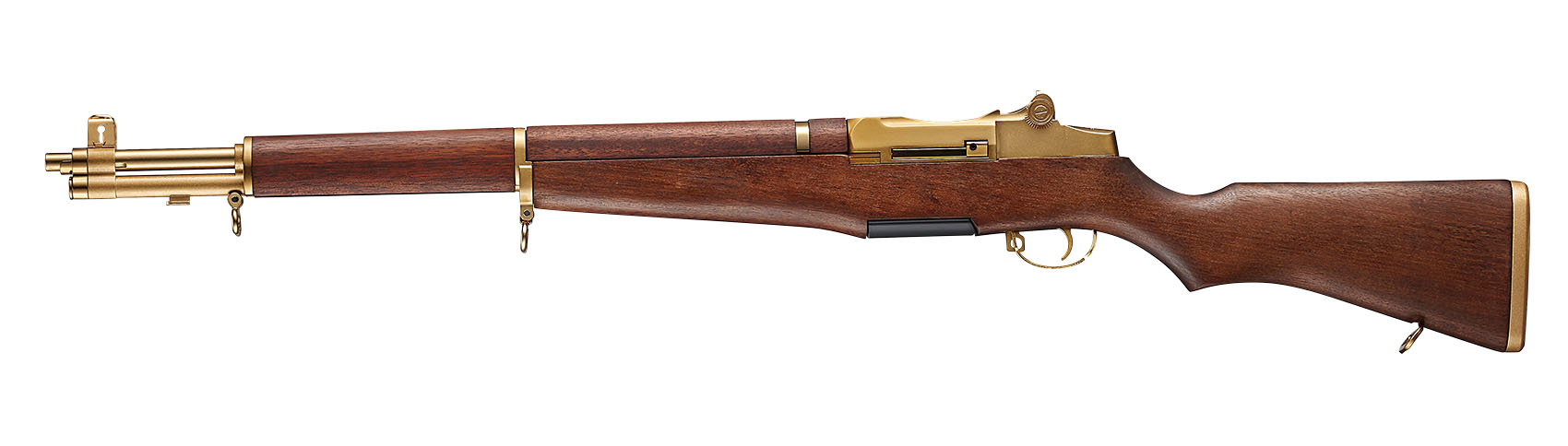 ICS M1 Garand World War II AEG (70th Anniversary Limited) 8mm