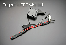 SRC MP40 Trigger and FET Wire Set