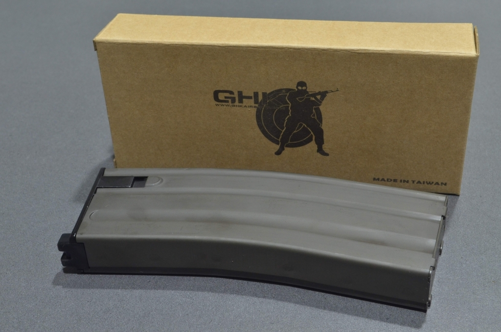 GHK M4 GBB Magazine Ver 2 (New Version)