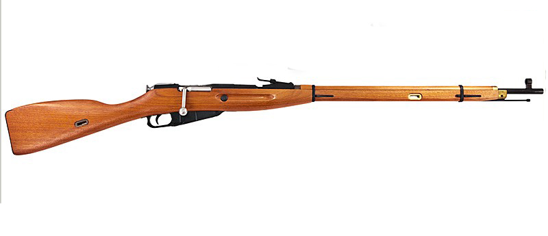 PPS Mosin Nagant Model 1891/30 Sniper Rifle - Realistic Version