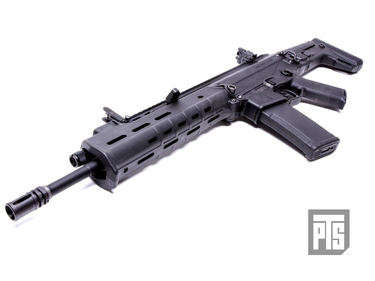PTS (KWA) Masada Gas Blowback Rifle