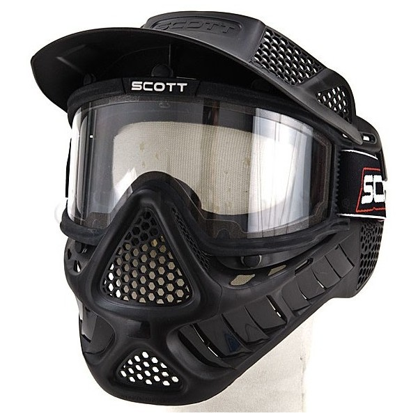 American XTP Scott Double Lense Face Mask & Goggles
