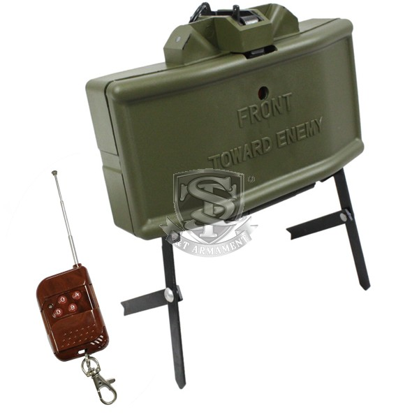 S&T Claymore M18A1 Mine - Remote Controlled