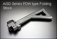 SRC A/SD Series PDW Type Folding Stock