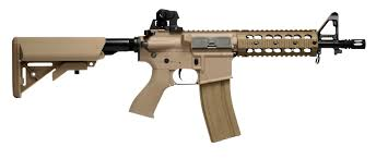 G&G TR15 Raider DST Blowback AEG Rifle - DST TAN