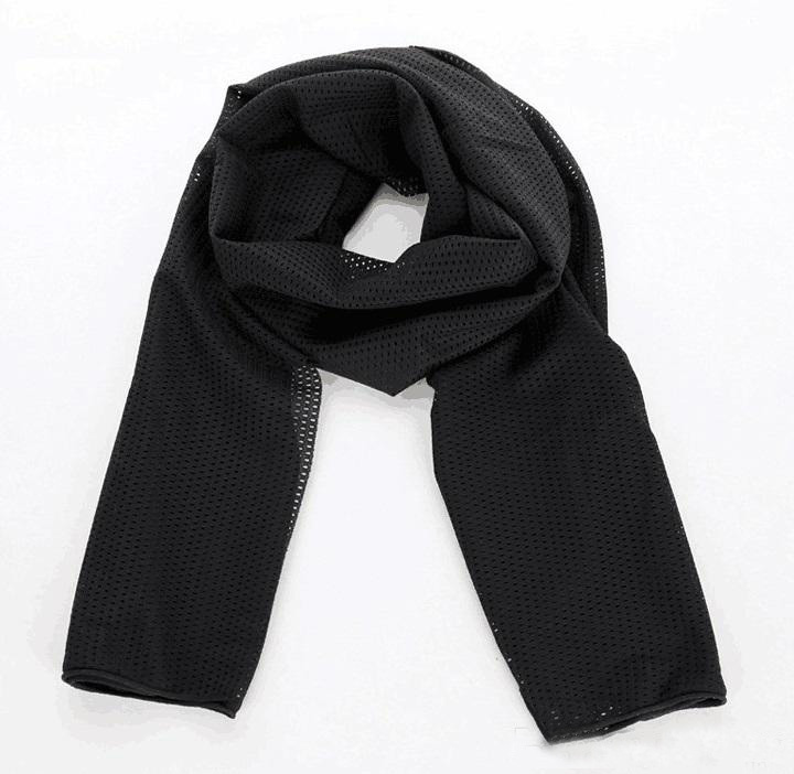 Wolf Force Tactical Multifunctional Scarf / Neck Wrap - Black
